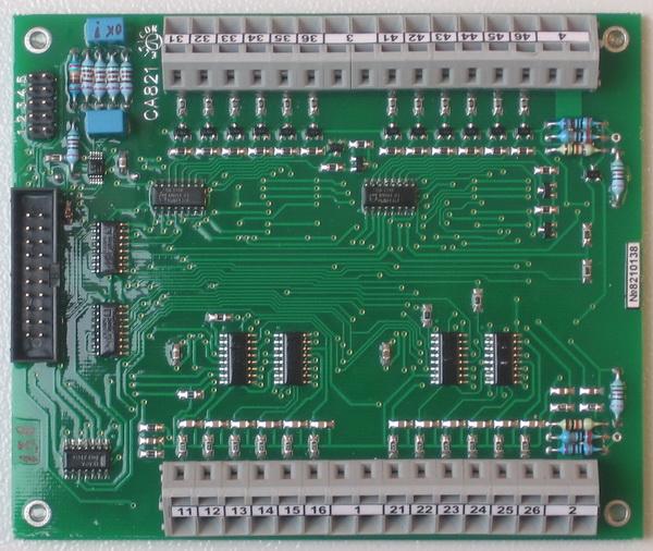Модуль ввода сигналов